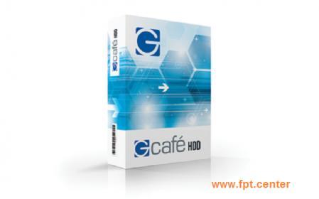 Gcafe HDD - Phần mềm quản lý phòng nét tính tiền có ổ cứng
