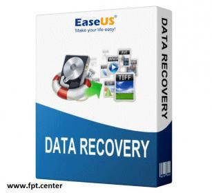EaseUS Data Recovery Wizard - Phần mềm phục hồi dữ liệu máy tính Latop