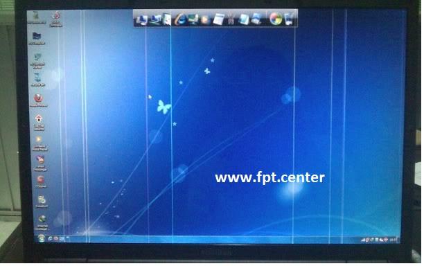 Hướng dẫn cách khắc phục lỗi màn hình sọc ngang dọc trên Laptop