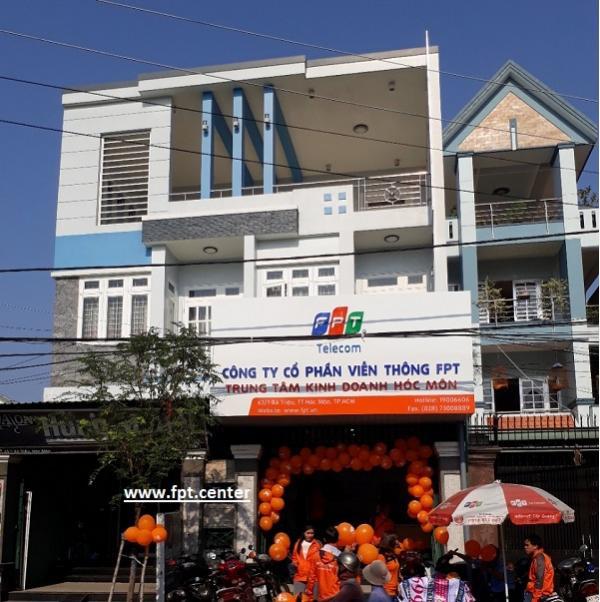 Văn phòng giao dịch FPT Hóc Môn chi nhánh 63/1 Bà Triệu