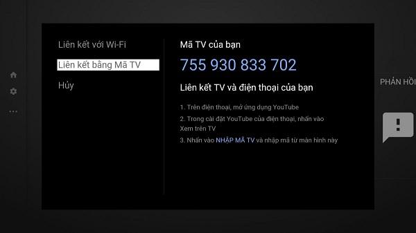 Làm thế nào cài đặt ứng dụng Youtube TV trên FPT Play Box TV ?