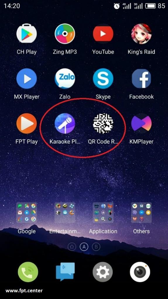 Tính năng hát Karaoke cực chất trên FPT Play Box của FPT Telecom