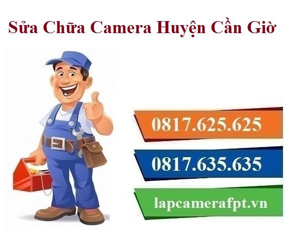 Dịch Vụ Sửa Chữa Camera Huyện Cần Giờ - Bảo Trì Camera Tại Nhà Uy Tín Giá Rẻ