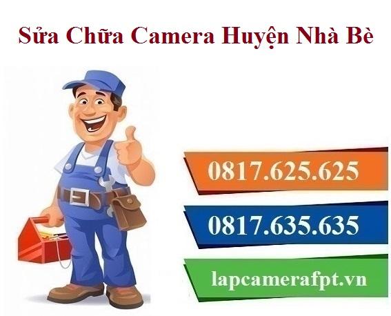 Dịch Vụ Sửa Chữa Camera Huyện Nhà Bè Nhanh Gọn Lẹ - Bảo Trì Camera Giá Rẻ
