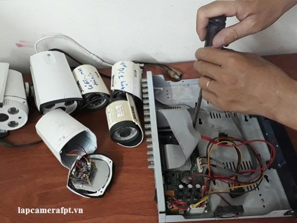 Dịch Vụ Sửa Chữa Camera Quận Gò Vấp Nhanh Gọn Lẹ - Bảo Trì Camera Uy Tín
