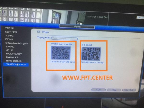 Hướng dẫn cấu hình đầu ghi camera Kbvision xem trên Tivi và Điện thoại
