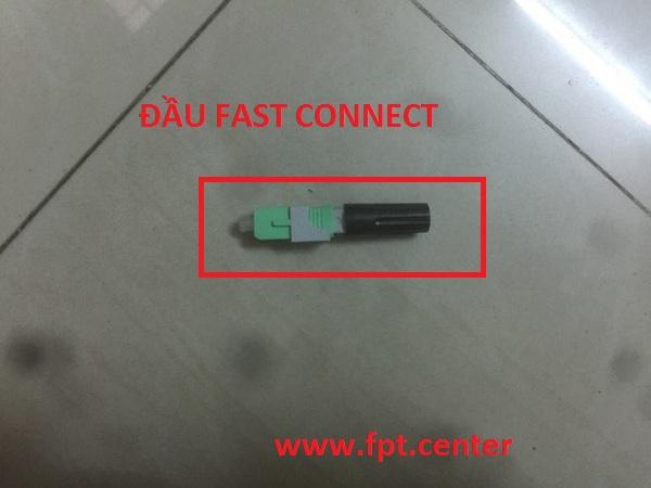 Đầu Fast Connect là gì ? Hướng dẫn cách bấm đầu Fast Connect