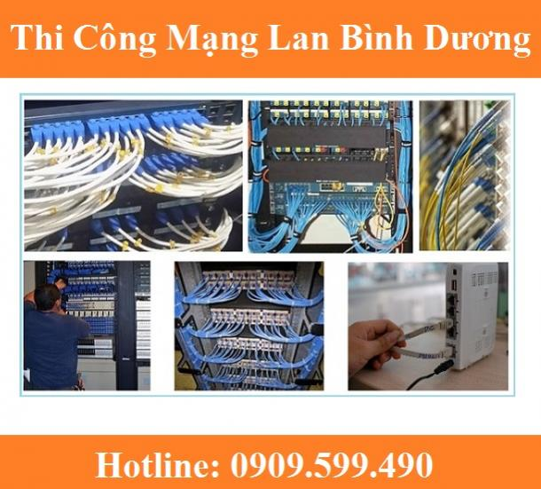 Thi Công Mạng LAN Nội Bộ Tại Bình Dương Đồng Nai Long An