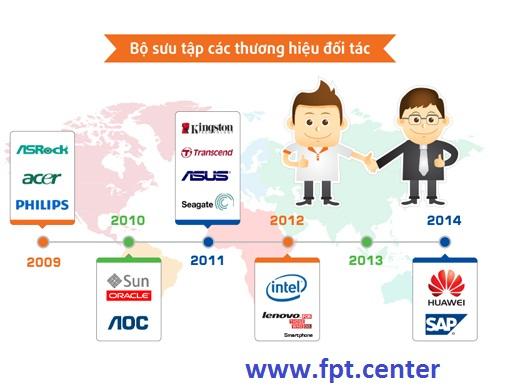 FPT Trading - Công Ty TNHH Thương Mại FPT