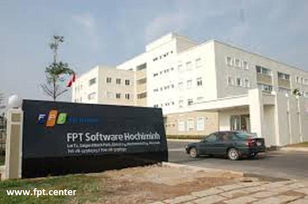 Văn phòng giao dịch FPT Software tại TPHCM cho các công ty phần mềm lớn đến đây làm việc với FPT Software