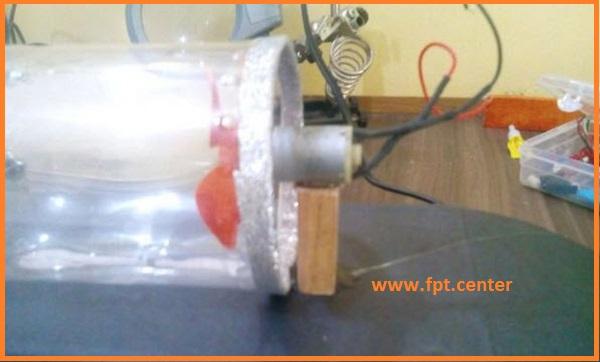 Cách chế tạo thiết bị mô phỏng gió sử dụng trong đường hầm