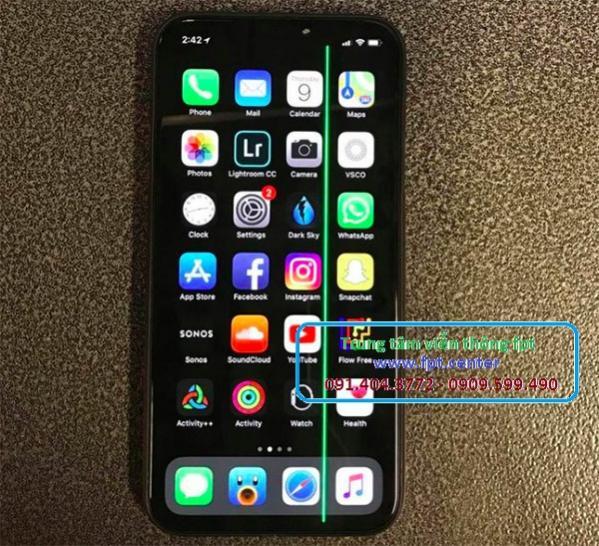 Một số nguyên nhân gây ra màn hình điện thoại bị sọc và cách khắc phục
