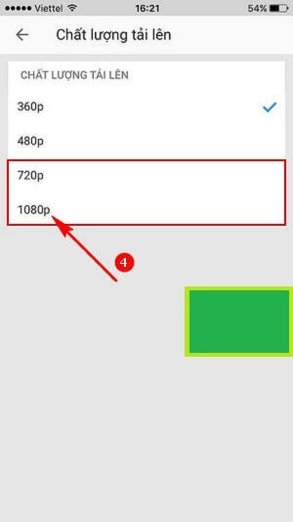 Cách upload hay tải Video chuẩn HD lên Youtube trên Iphone