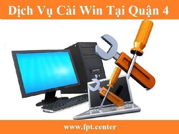 Dịch Vụ Cài Win Tại Quận 4 Cho Laptop Máy Tính Giá Rẻ Uy Tín