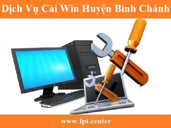 Dịch Vụ Cài Win Tại Huyện Bình Chánh TPHCM - Chuyên Cài Đặt Phần Mềm Máy Tính