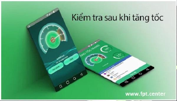 Tăng tốc độ mạng 4G Viettel Vinafone Mobifone trên di động