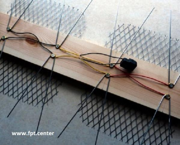 Cách chế tạo ăng ten thu sóng truyền hình số HDTV