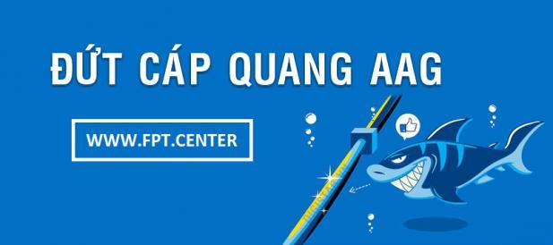Đứt đồng thời 2 tuyến cáp quang biển internet Việt Nam Tê Liệt