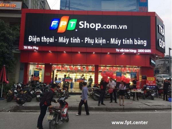 FPT thoái vốn tại FPT Shop dưới 50% cổ phần