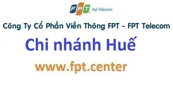 Chi nhánh văn phòng FPT 9 Nguyễn Trãi phường Thuận Hòa thành phố Huế