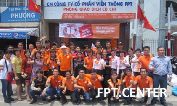 Phòng giao dịch FPT huyện Củ Chi chi nhánh 625 Quốc lộ 22