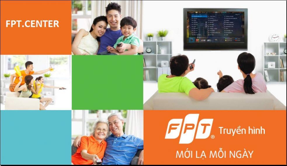 Danh sách kênh truyền hình fpt play HD gói VOD HD