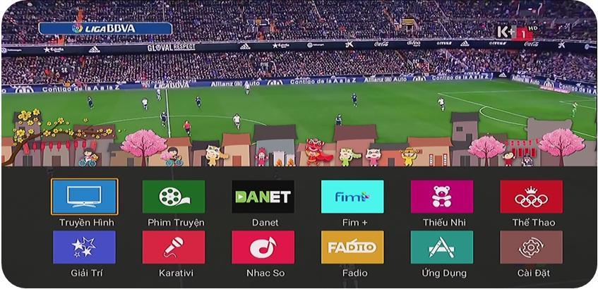 truyền hình FPT khuyến mãi đặc sắc, truyền hình FPT + internet FPT khuyến mãi lớn