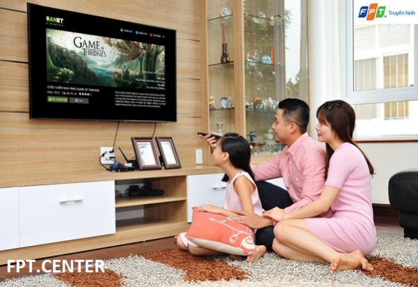 Truyền hình FPT quy hoạch lại các gói cước truyền hình FPT