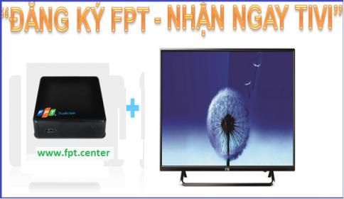 Đăng ký truyền hình FPT - Xem ngoại hạng Anh - Ring TV 49 inch