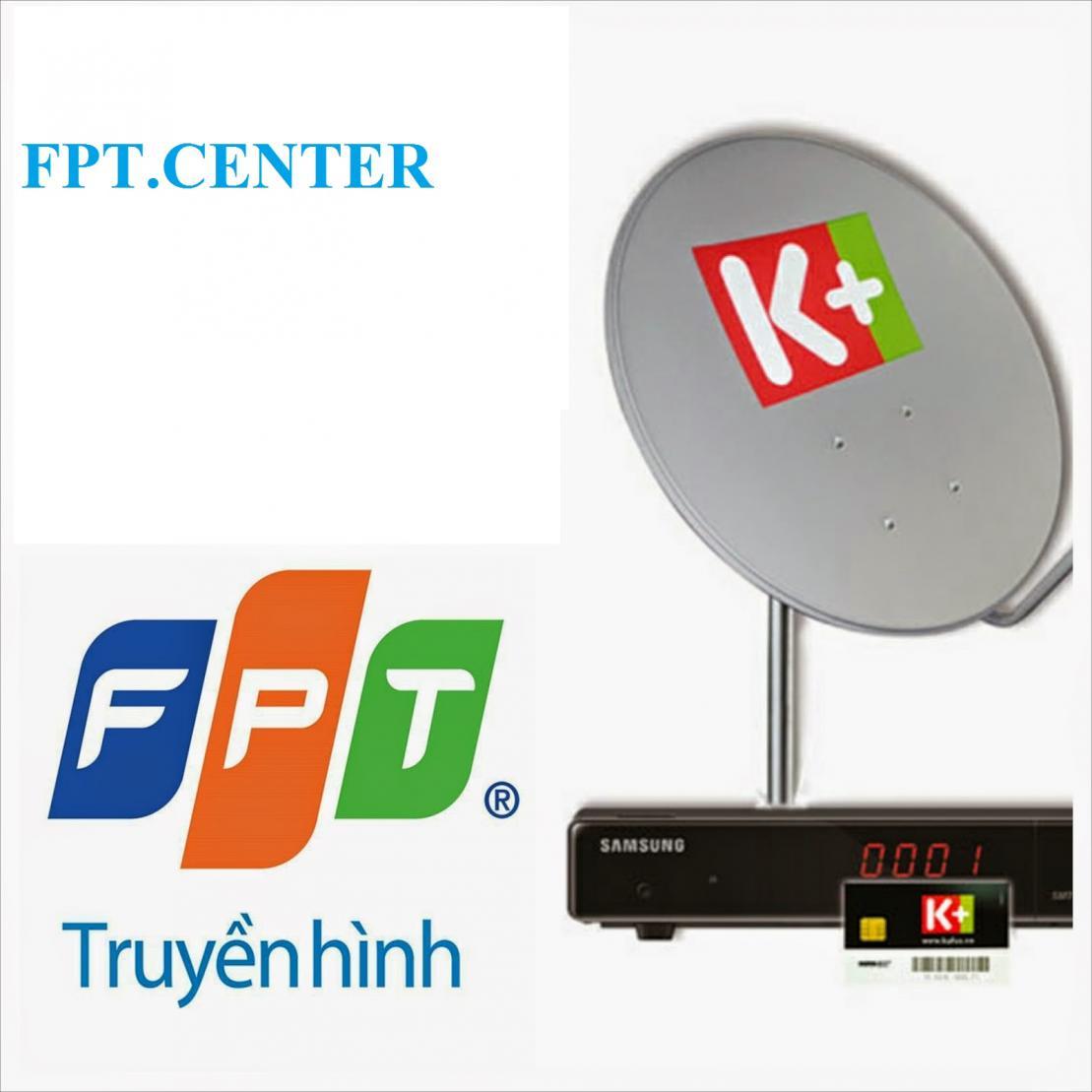 Lắp đặt truyền hình K+ HD xem đá banh tại TPHCM
