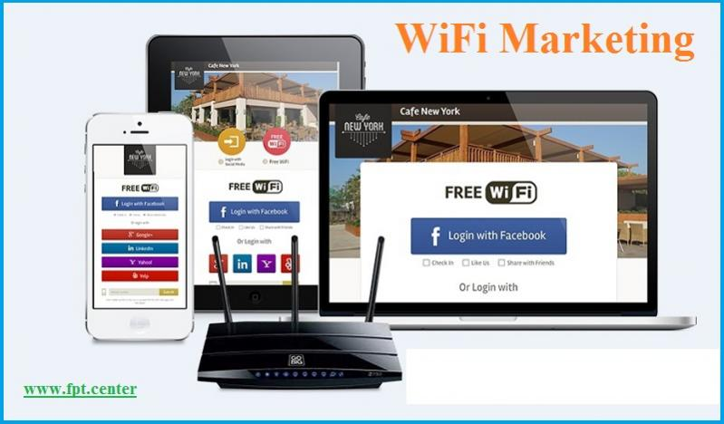 wifi marketing, giai phap wifi marketing, he thong wifi marketing, wifi marketing doanh nghiep