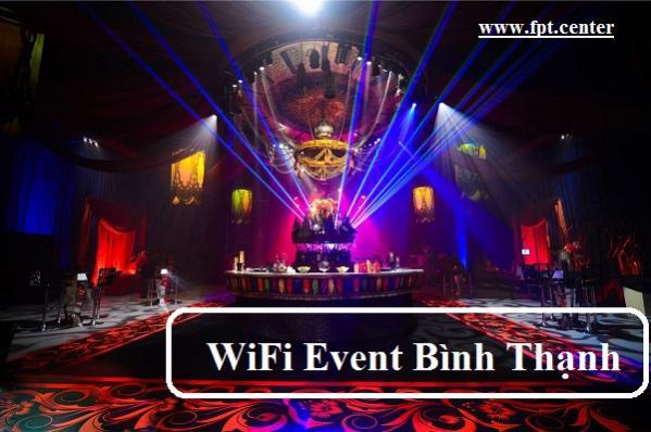 Lắp Đặt WiFi Sự Kiện Quận Bình Thạnh TPHCM