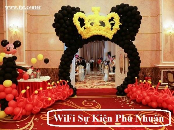 Khuyến Mãi Lắp WiFi Sự Kiện Quận Phú Nhuận TPHCM