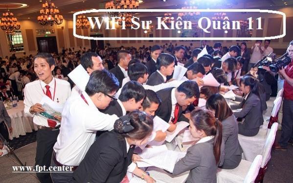 Lắp Đặt WiFi Sự Kiện Quận 11 TPHCM Siêu Khuyến Mãi